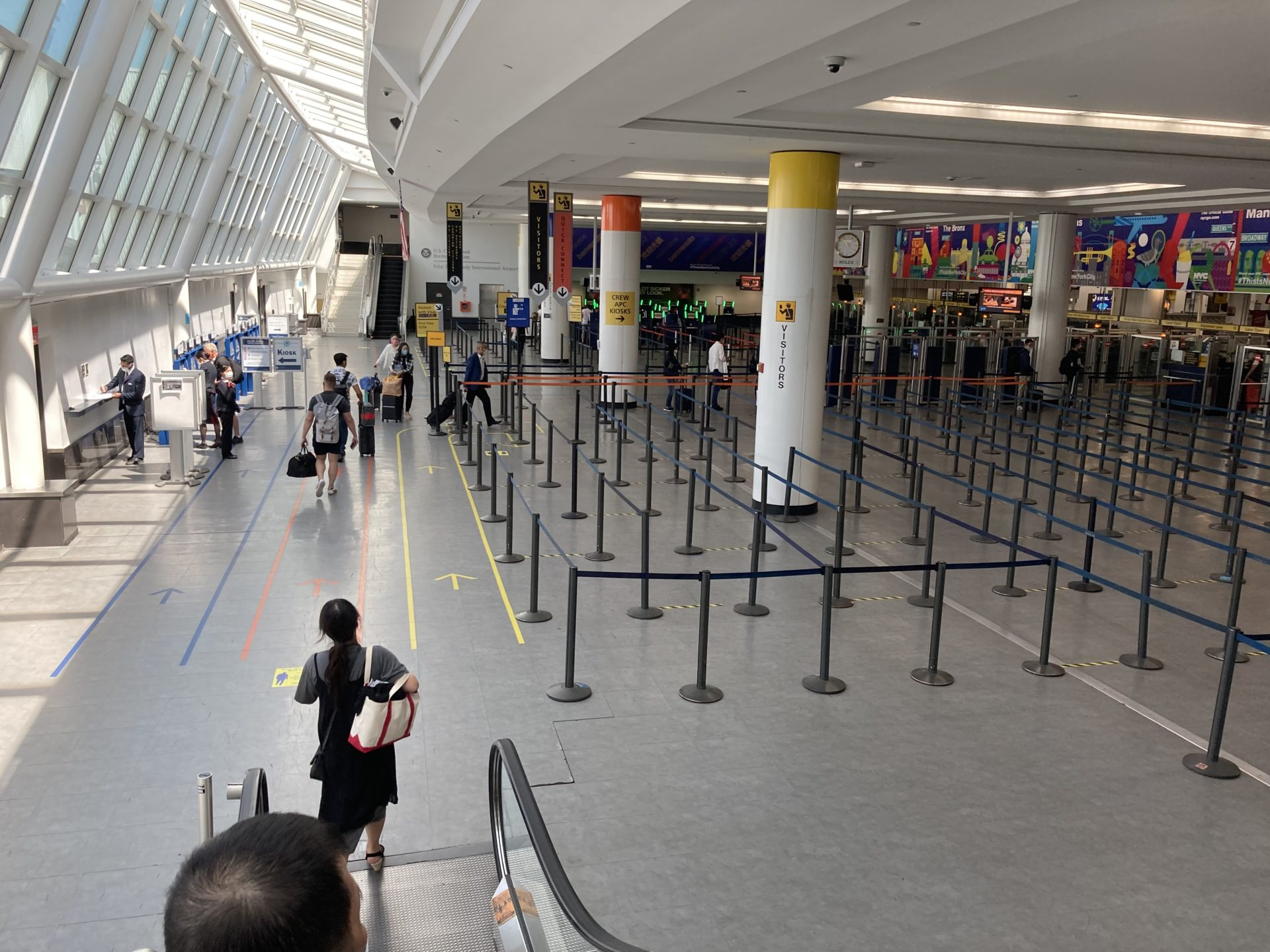 FK国際空港の入国手続きについて徹底解説