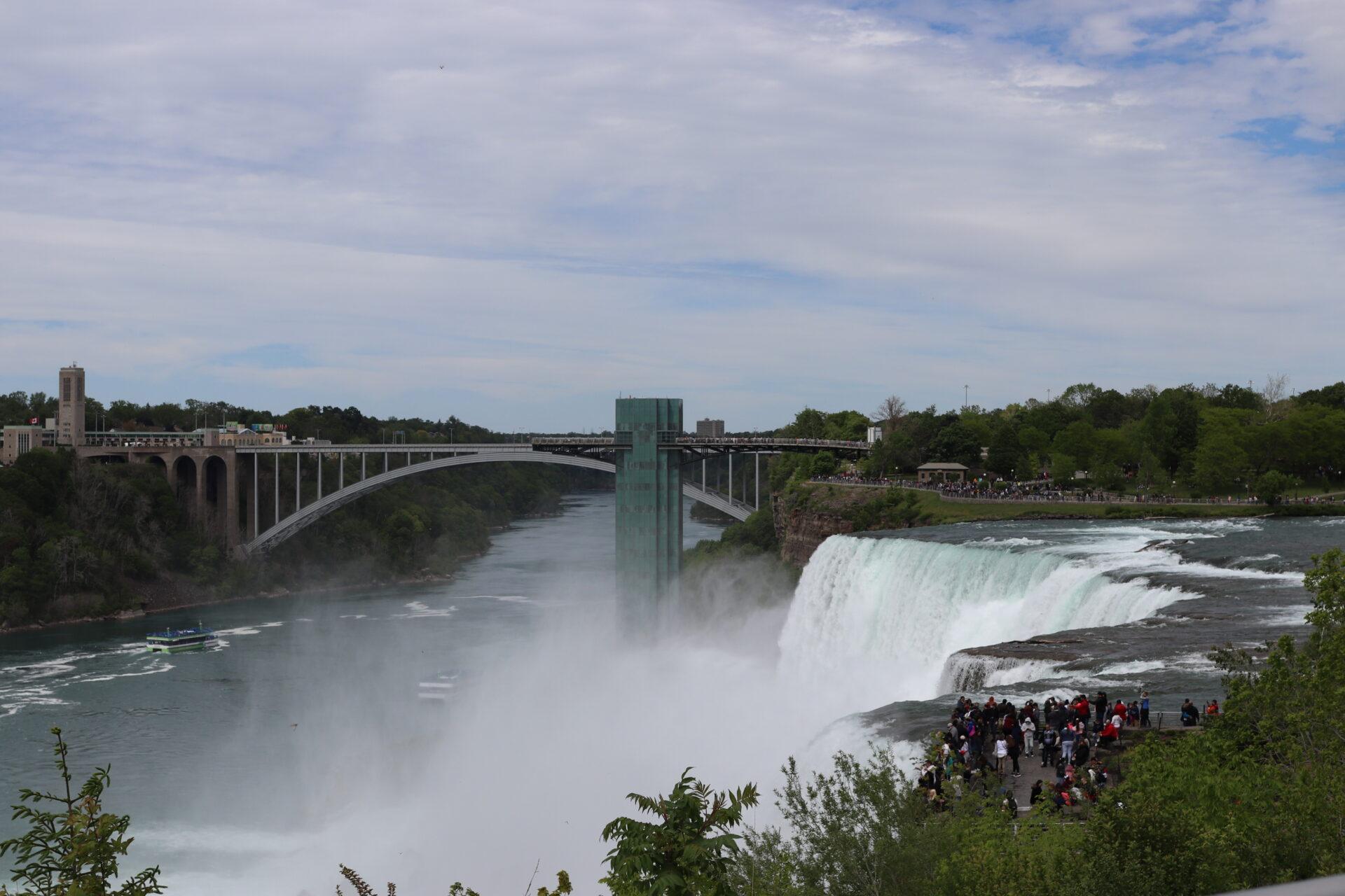 ニューヨークからナイアガラの滝まで車で行く方法【3泊4日体験談】